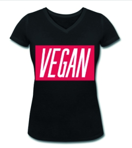 Vegan tshirt disponibile su Spreadshirt